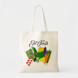 Coma o bolsa fresco