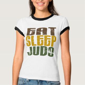 Coma o judo 1 do sono camiseta