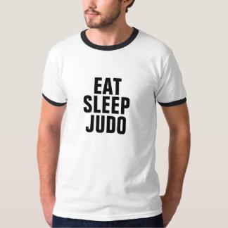 Coma o judo do sono camiseta