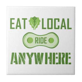 Coma o Local, passeio em qualquer lugar