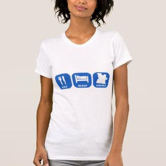 Coma o sono Angola Tshirts