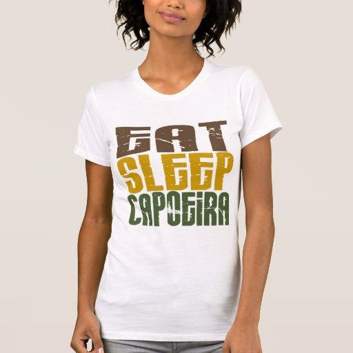 Coma o sono Capoeira 1 T-shirt