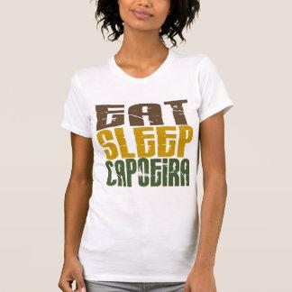 Coma o sono Capoeira 1 Tshirt