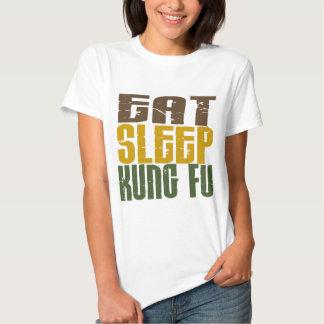Coma o sono Kung Fu 1 Tshirt