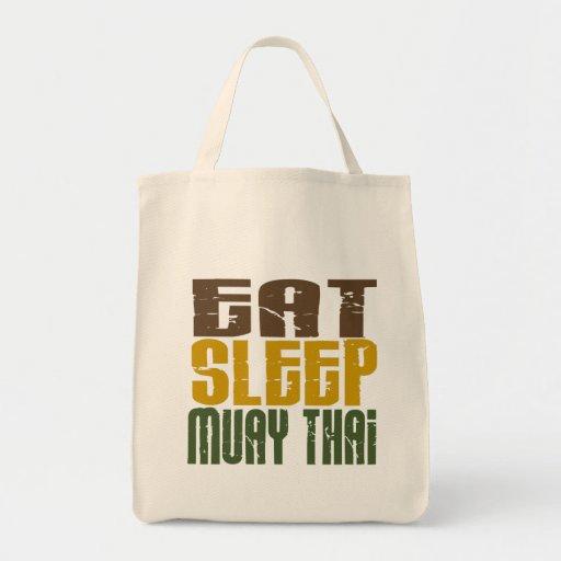 Coma o sono Muay 1 tailandês Bolsa Para Compras