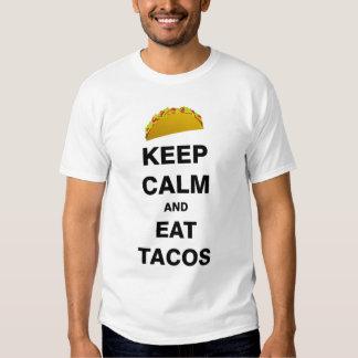 Coma o Tacos T-shirt