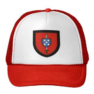Comandos portugueses do exército boné