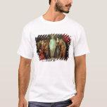 Comediantes italianos, c.1720 camiseta