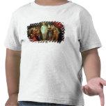Comediantes italianos, c.1720 camisetas