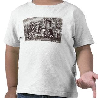Comemoração da alegoria tshirt