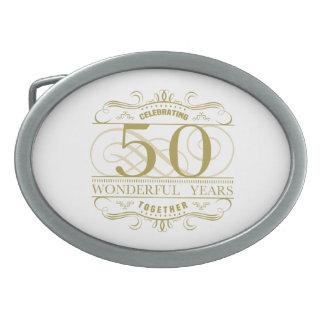 Comemorando o 50th aniversário