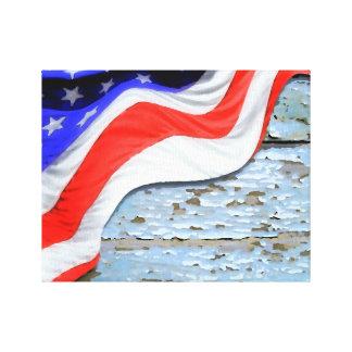 Comemore a tapeçaria das canvas da liberdade