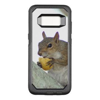 Comer bonito do esquilo capa OtterBox commuter para samsung galaxy s8
