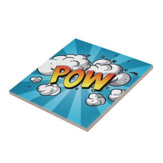 """Comic Line - """"POW"""""""
