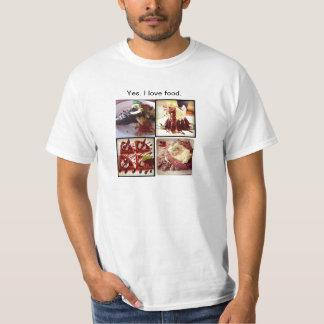 Comida 1 de Instagram Tshirts