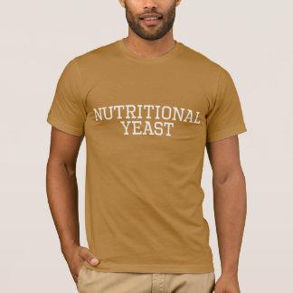 Comida escolar do Vegan da camisa do fermento