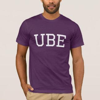 Comida roxa escolar do filipino do Yam de Ube Camiseta