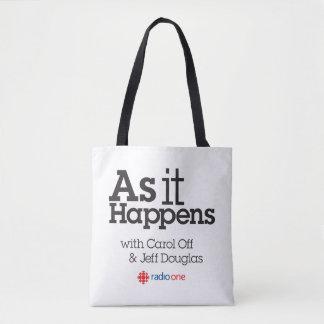 Como acontece bolsas tote