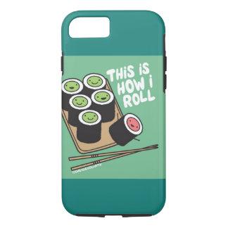 Como eu o rolo cobrir capa iPhone 7