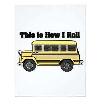 Como eu rolo (o auto escolar) convites