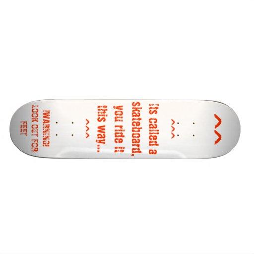 Como montar um skate