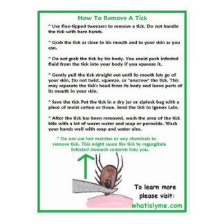 Como remover um cartão de instruções do tiquetaque