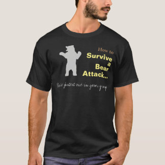 Como sobreviver a umas camisetas engraçadas do