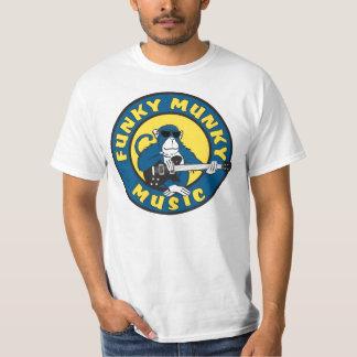 Como t-shirt Funky Camiseta