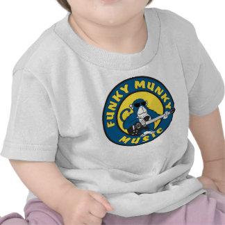 Como t-shirt infantil Funky