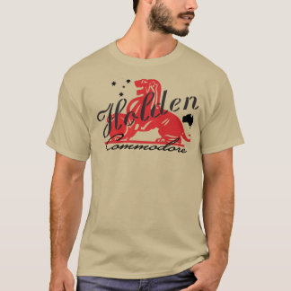 Comodoro de Holden Camiseta