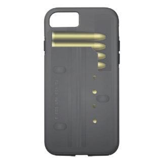 Compartimento da arma capa iPhone 8/ 7