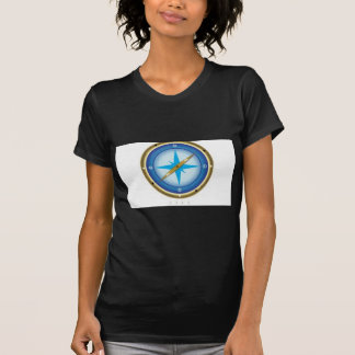 Compasso azul tshirts