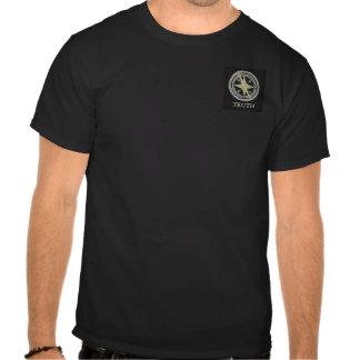 Compasso da verdade camiseta