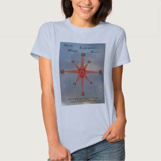 Compasso moral 2 t-shirts