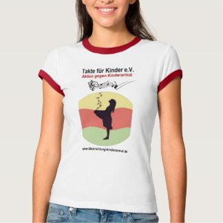 Compassos para meninos damas alpargatas camiseta