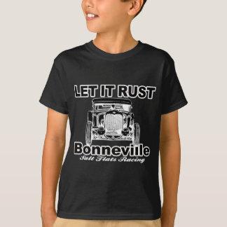 Competência de apartamentos de sal de Bonneville Camiseta