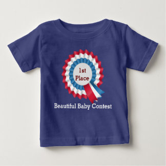 Competição bonita do bebê - t-shirt do bebê camiseta para bebê