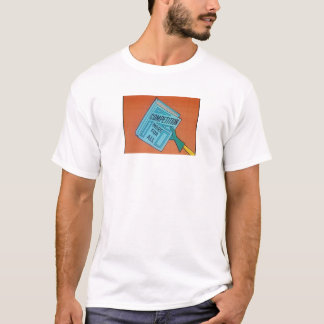 Competição Camiseta