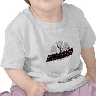 competição da realização 21-Day Tshirts