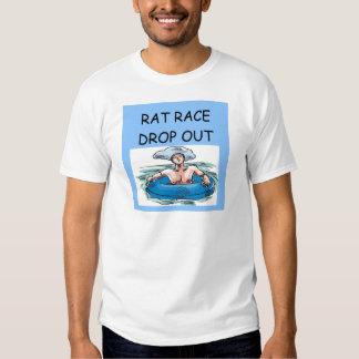 competição desenfreada camisetas