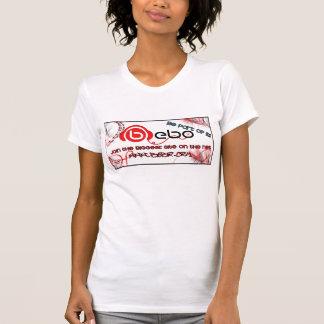 competição do bebo t-shirts