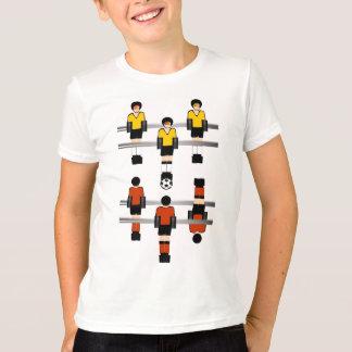 Competição do futebol de Foosball Camiseta