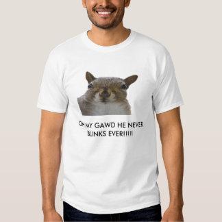 Competição olhar fixamente tshirts