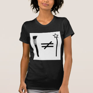 Composição nao mágica t-shirt