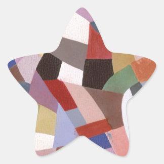 Composição por Otto Freundlich Adesito Estrela
