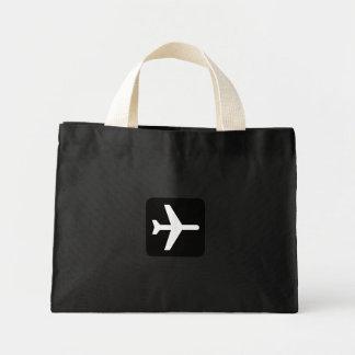 Compra da aviação sacola tote mini