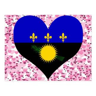Compre a bandeira de Guadalupe Cartão Postal