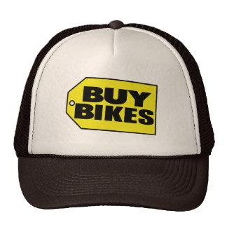 Compre bicicletas (a paródia) boné