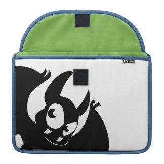 Computador 13' luva bolsas para MacBook pro