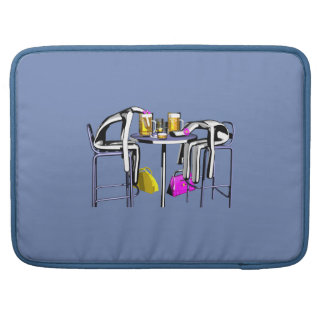 Computador cover Golpes de bar 4 girl Bolsa Para MacBook Pro